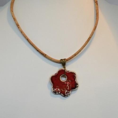 Bijou Faïence rouge