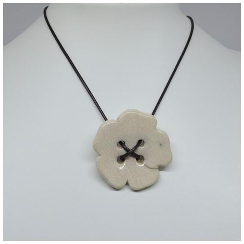 Fleur de raku