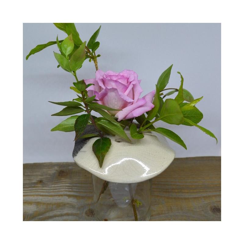 Pique fleur petit raku
